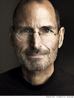 Steve Jobs, CEO Apple