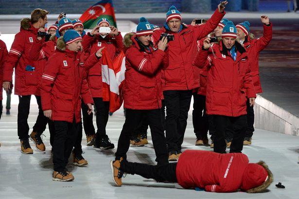 Austria, Olympics 2014