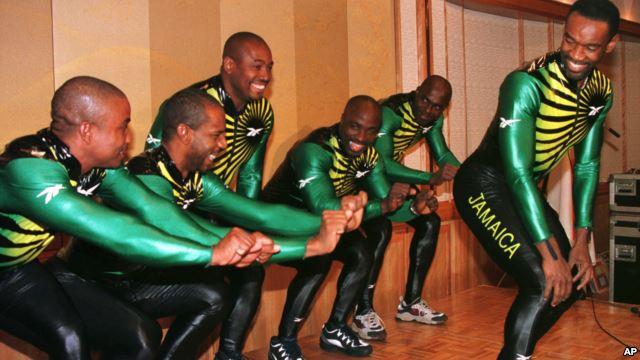Jamaican Bobsled Team, Olympics 2014