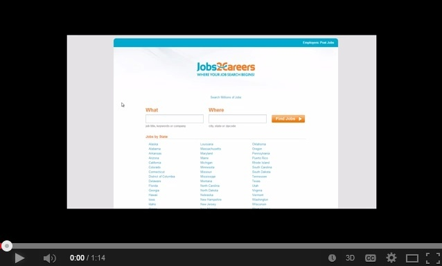 How To: Online Job Search