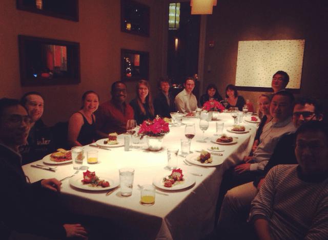 2013 Jobs2Careers Holiday Dinner