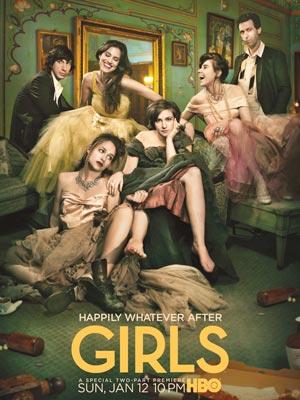 "HBO's ""Girls"" Season 3"