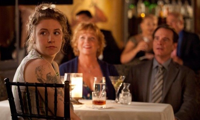 """Hannah from HBO's """"Girls"""""""