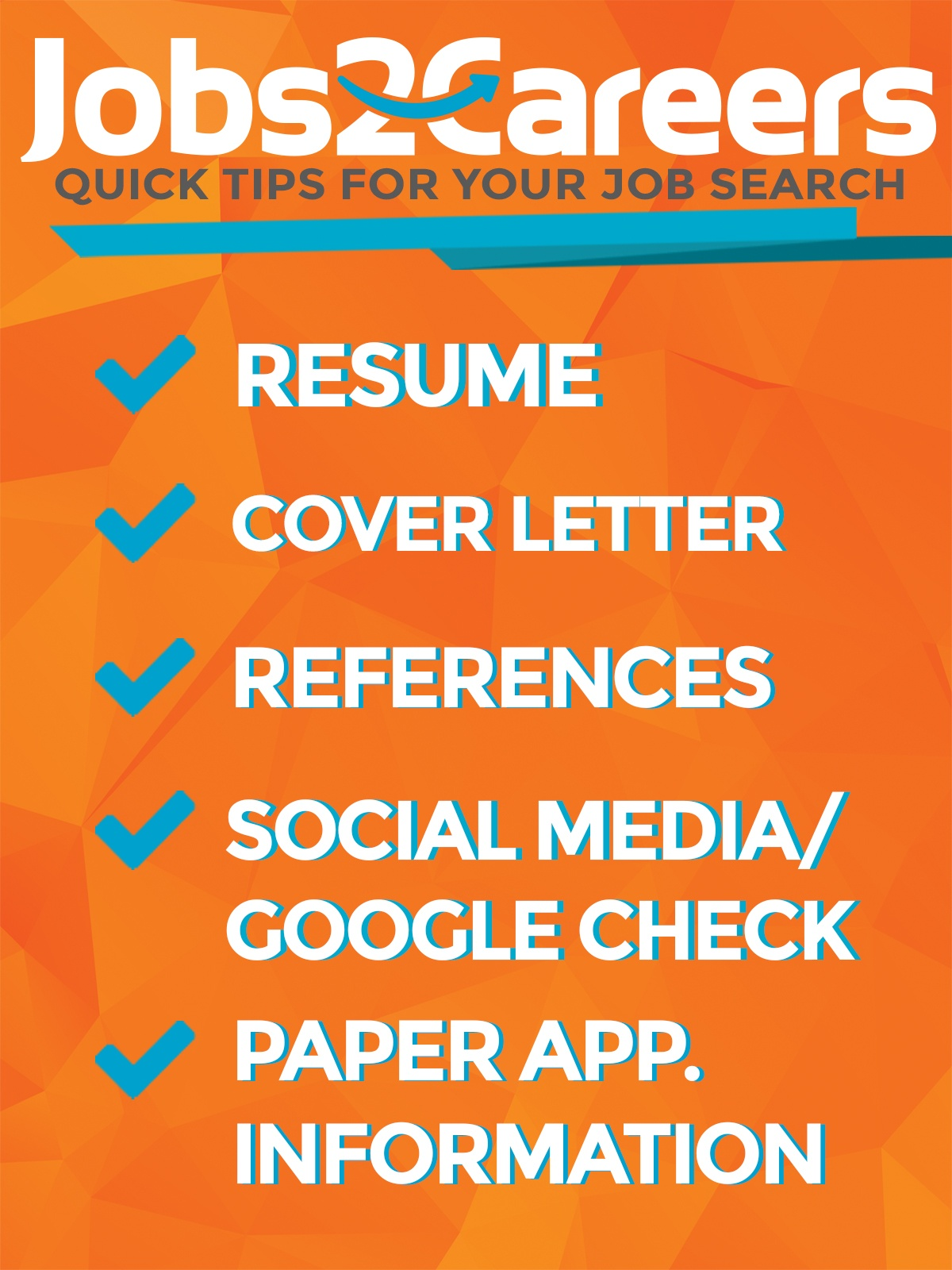 Job search tips, job search engine, Jobs2Careers
