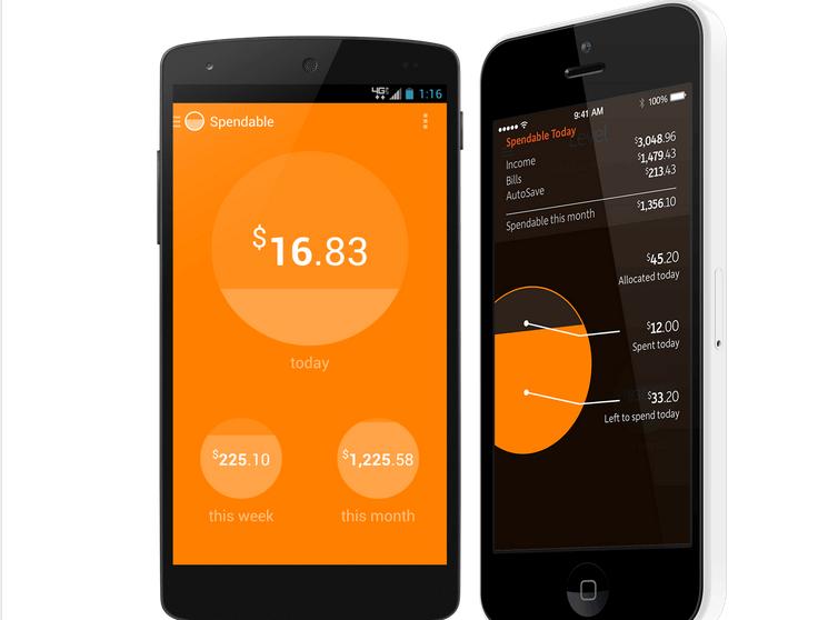 LevelMoney, productivity app
